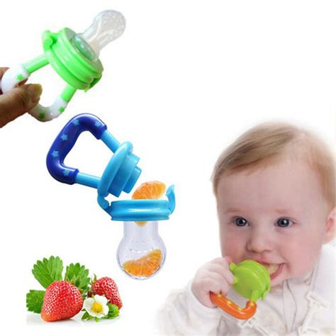 Juicer Baby baby infant pacifier feeding silicone soft solid