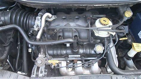 how petrol cars work 2002 chrysler voyager engine control wrecking 2002 chrysler voyager petrol 3 3 with egr type j14240 youtube
