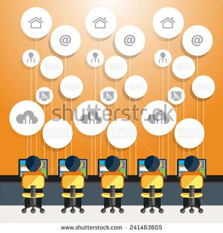 Family Tree Template Modern Flat Style Stock Vector 405185863 Shutterstock Family Tree Template Modern Flat Style Stock Vector 405185863