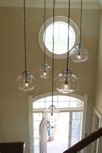 Pottery Barn Pendant Light Pottery Barn Quot Caged Glass Pendant Lighting