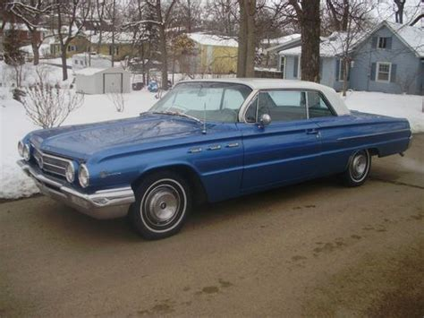 1962 buick lesabre for sale sell used 1962 buick lesabre 2 door hardtop 401