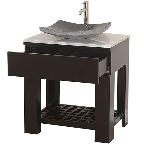 30 bathroom vanity 30 quot zen ii 30 espresso bathroom vanity bathroom