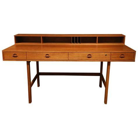 Danisha Original By Salt Executive jens quistgaard teak flip top desk designed for lovig at
