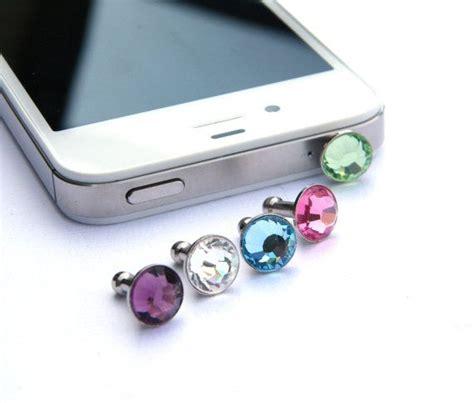 Wii Earringsphone Charm by Iphone Charm Swarovski Iphone Charm Dust