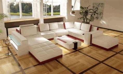 Modern Sofa Sets by Fotos De Salas Y Comedores Minimalistas