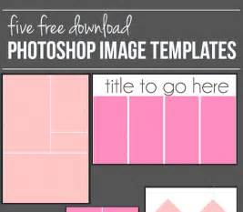 Photo Template Photoshop by How To Create A Photoshop Image Template And Free