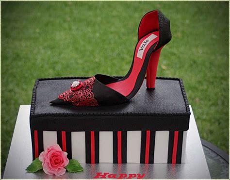 high heel shoe birthday cake top high heel shoe cakes cakecentral