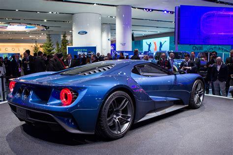 the new ford blue at naias