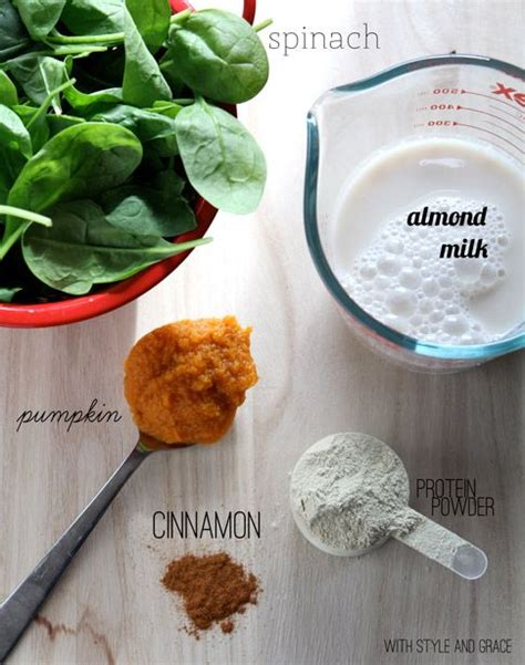 protein 1 cup spinach 237 best images about shake recipes on by