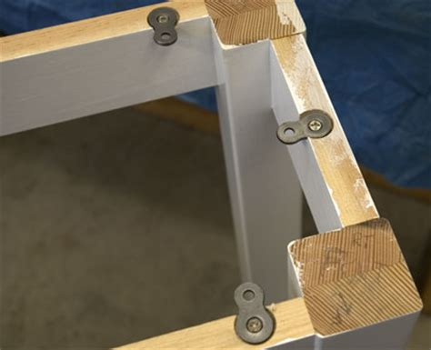 attaching glass table top to metal base attaching table top general woodworking wood
