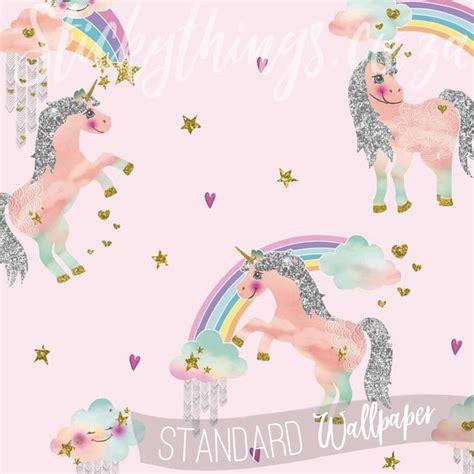 glitter wallpaper south africa glitter unicorn wallpaper rainbow unicorn pink wallpaper
