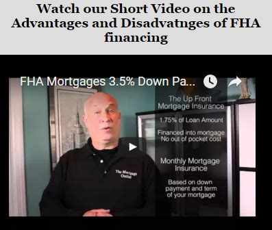 Fha Bad Credit Home Loans The Mortgage Outlet