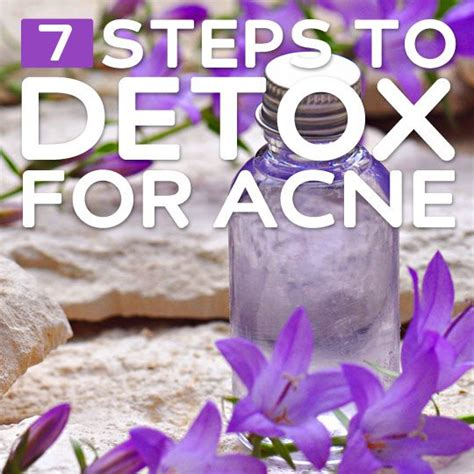 clear 7 steps to clear skin books how to detox for acne in 7 steps bembu