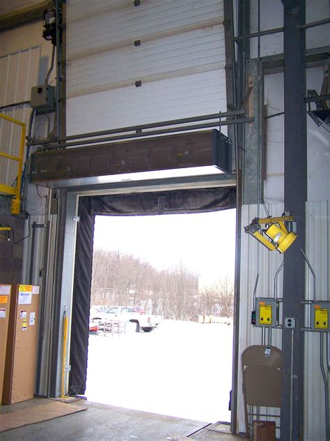 Air Curtains For Overhead Doors Air Curtains For Overhead Doors Industrial High Speed And Specialty Doors Overhead Door