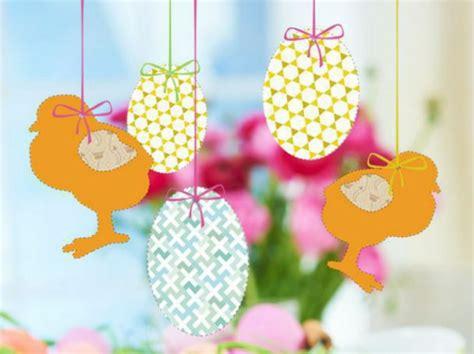 Bastelideen Ostern Mit Papier by Bastelideen Ostern Machen Die Festliche Stimmung Noch