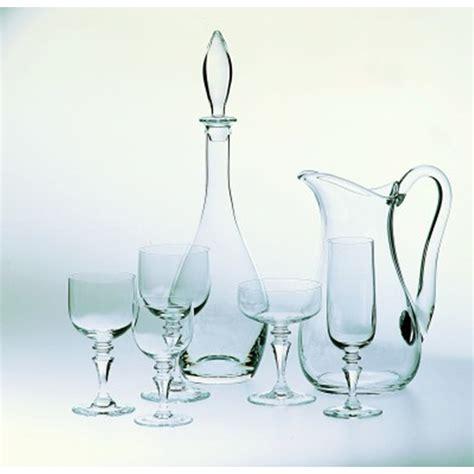 Servizi Di Bicchieri In Cristallo Servizio Bicchieri Per 12 Persone In Cristallo Cristal