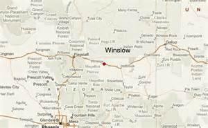 map of winslow arizona winslow arizona location guide