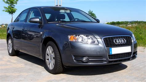 wiki audi a4 file audia4 b7 sedan jpg wikimedia commons