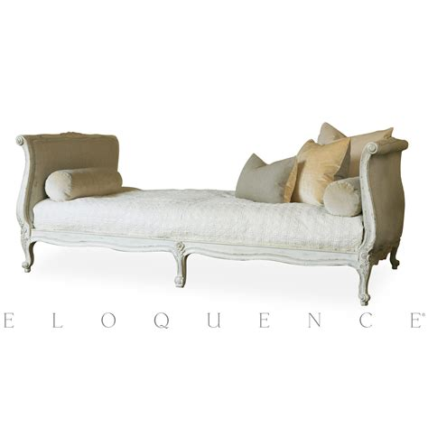country daybed clingancourt country louis xv style daybed in