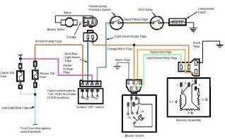 Car Ac Electric Diagram Mustang Faq Wiring Engine Info
