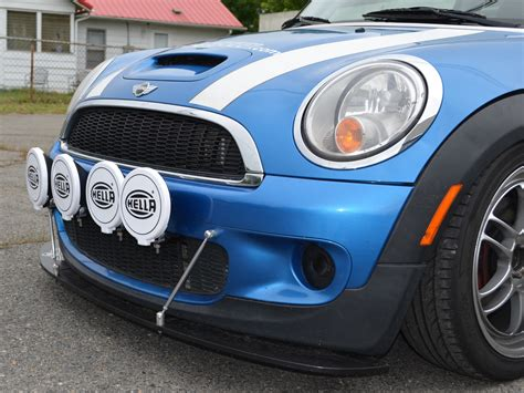 sneedspeed mini r56 rally light bar mini cooper forums