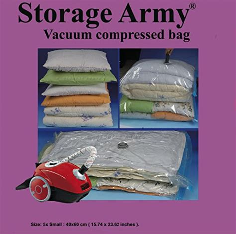 Small Size Vacuum Bag Storage 50x60 Cm Compressed Packa Limited storage army pack of 5 small storage bags sealed compressed vacuum bag save storage space home
