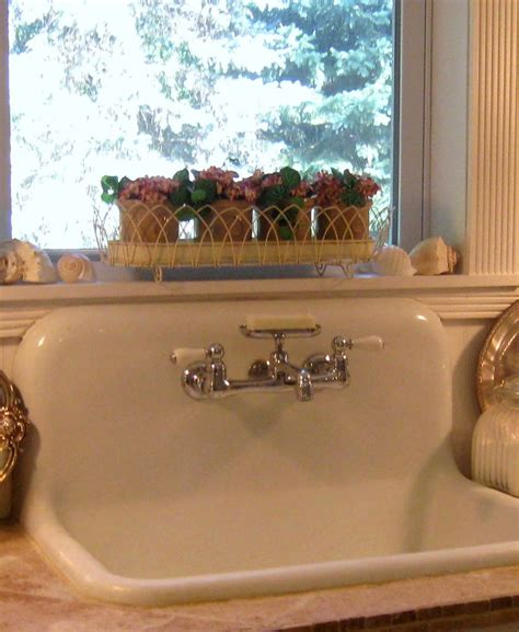 kitchen faucets for farm sinks antique farm sinks always look awesome homeware