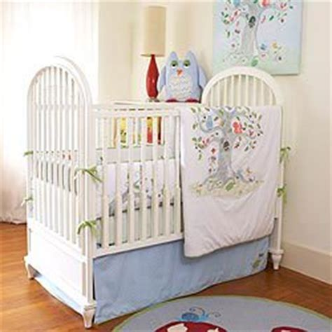 Tree Crib Bedding The Wishing Tree 3 Crib Bedding Set By The Acorn Woodland Owl Fox