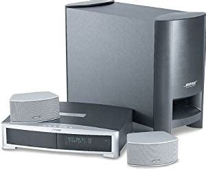 amazoncom boser  gsx dvd home entertainment system
