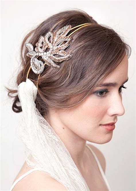 15 sweet and wedding hairstyles for medium hair
