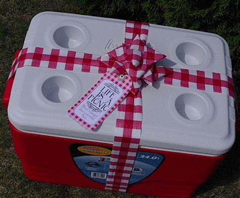 creative diy wedding shower gifts creative quot try quot als is a picnic marriage survival kit