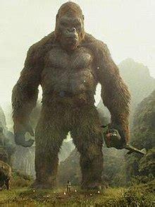 King Kong Escape From Skull Island king kong