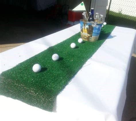 golf themed centerpieces best 25 golf theme ideas on