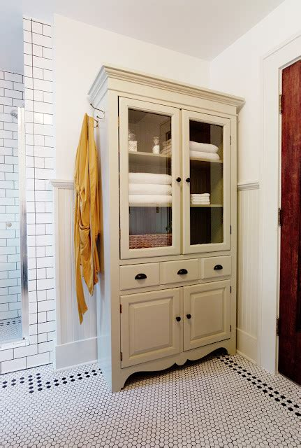 bathroom armoires furniture add storage with an armoire town country living