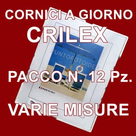 misure cornici a giorno cornici a giorno in crilex pacco da 12 pz plessiglass