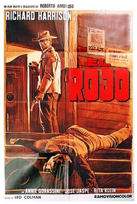 rojo el  spaghetti western