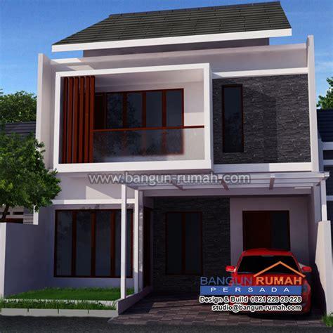 desain rumah  lantai  lahan     brp  desain rumah