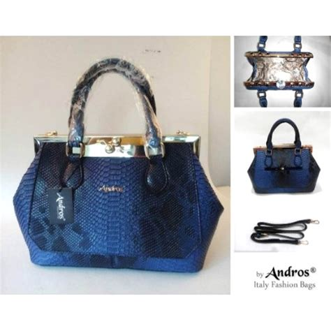 Tas Wanita Import Elegans Promo Cantik Blue jual b8082 blue tas import elegan grosirimpor