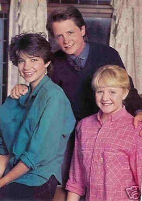 family ties classic tv shows ties and families