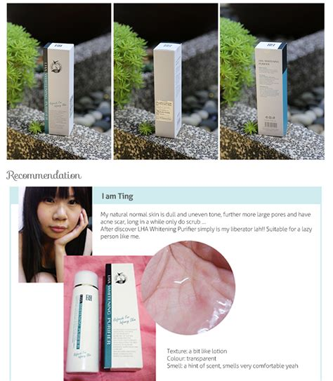 Bridge Device Detox Reviews by Erh Lha Whitening Purifier 60ml 去角质清透美容液 Hermo