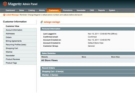 magento layout update xml not working adding a widget to the customer info back