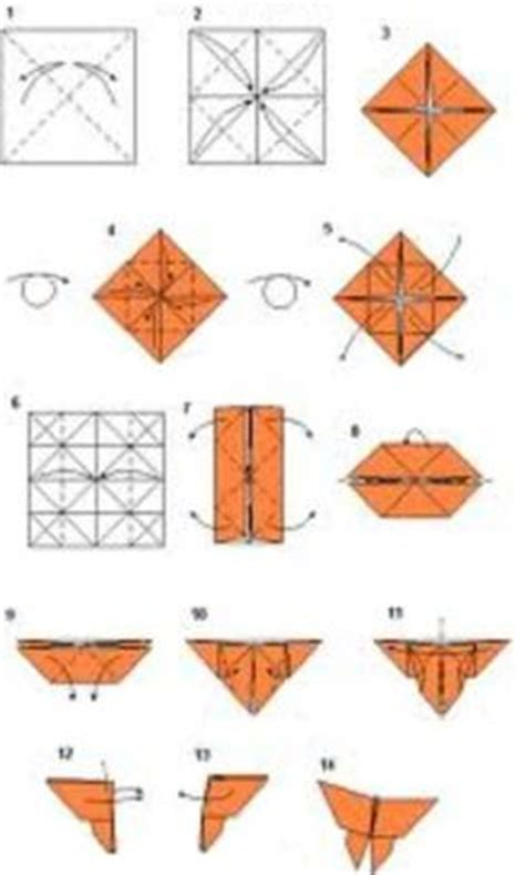 How To Fold A Origami Butterfly - 1000 images about origami on origami