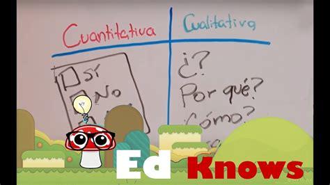 preguntas de una investigacion cuantitativa investigaci 243 n cualitativa y cuantitativa para ni 241 os