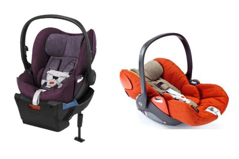 Car Seat That Reclines by The Fully Reclining Cybex Cloud Q Car Seat Is A
