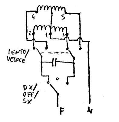Motore Lavatrice Funzionamento by Collegamento Elettrico Motore Lavatrice