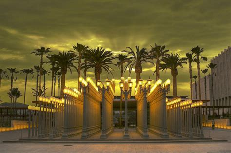 Light Los Angeles by Light At The Los Angeles County Museum Of