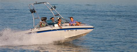 small boat rental silverthorn resort small boat rentals