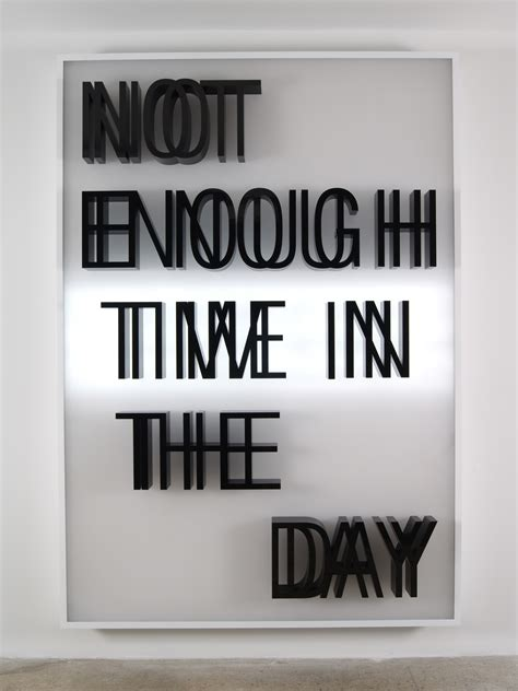 Not Enough Time In 187 new york doug aitken 100 yrs at 303 gallery through