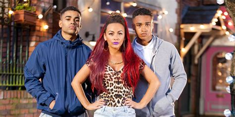 Prince The Hunt meet hollyoaks new mcqueens look at and