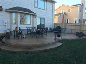 Dream Decks And Patios Patio Designs Pool Remodeling Wichita Stamped Concrete